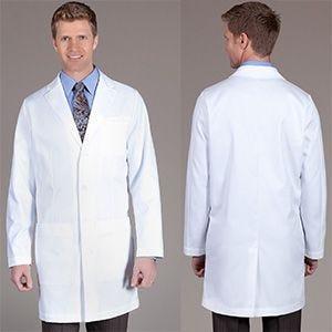 Men's Lab Coats & American Entrepreneurship