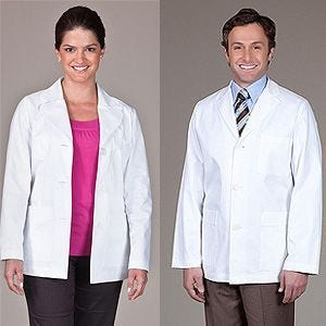The Short Lab Coat – For Students or Consultations