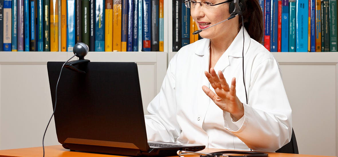 Innovative Telemedicine Company Announces New CEO, Reduces Health Accessibility Gap
