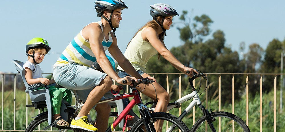 Kaiser Permanente Partners With Mother To Improve Bicycle Safety Habits In Local Communities