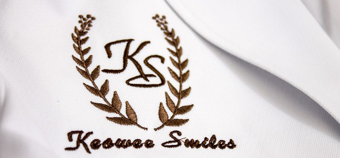 Logo Of The Week: Keowee Smiles
