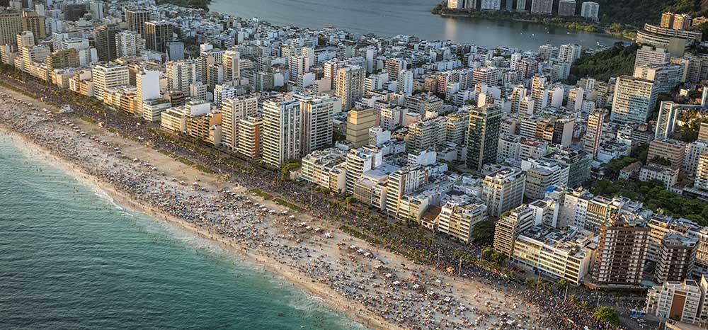 Rio de Janeiro Troubled By