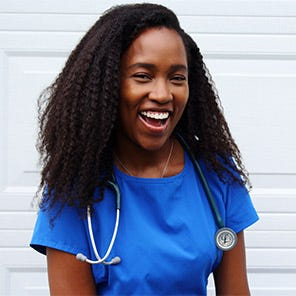 Shanice M., Medical Student
