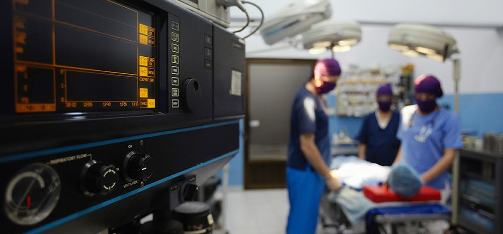 Standalone Emergency Centers Are An Innovative Way To Combat ER Overcrowding Problems