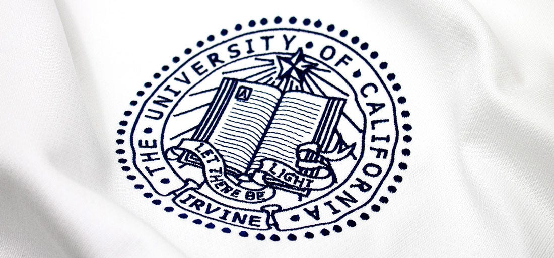Logo Of The Week: UC Irvine