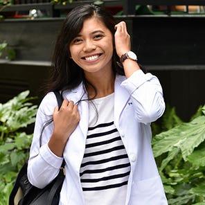 Patty Olino, Student Nurse