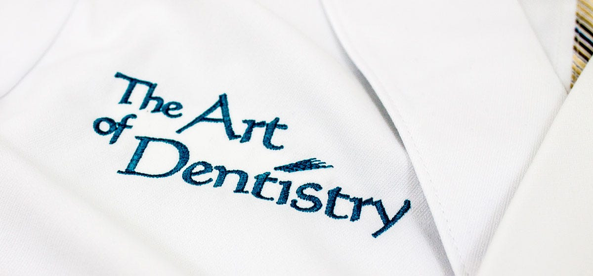 Logo Of The Week: The Art Of Dentistry