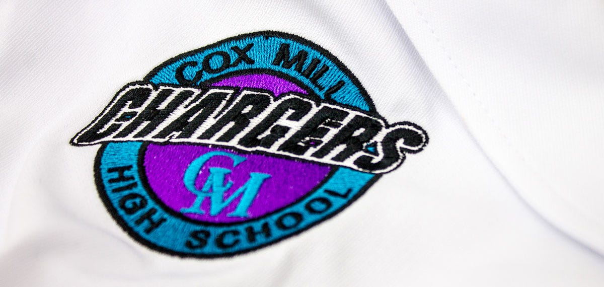 Logo Of The Week: Cox Mill High School Chargers