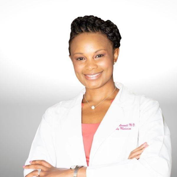 Crystal Maxwell, MD, MBA, FAAFP