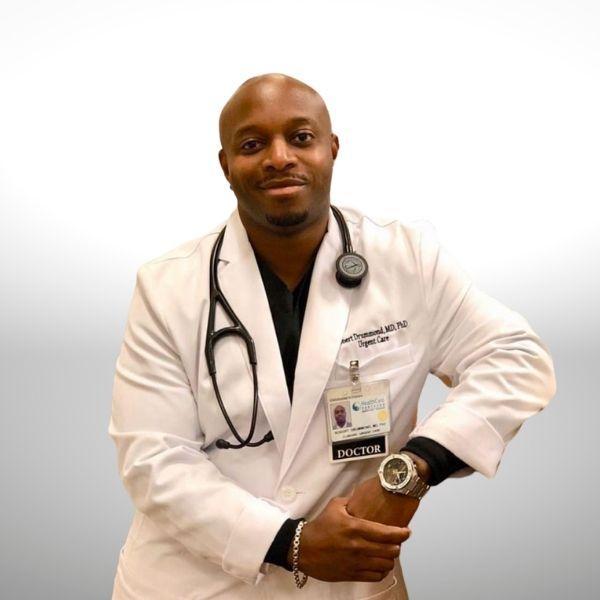 Robert Drummond, MD, PhD