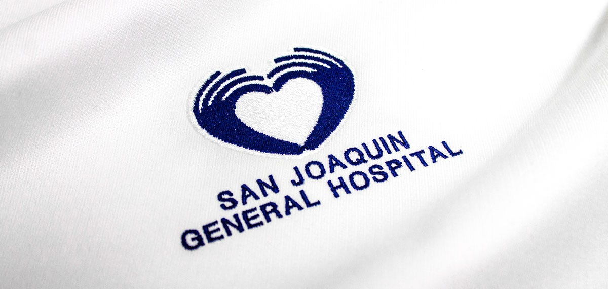 Logo Of The Week: San Joaquin General Hospital