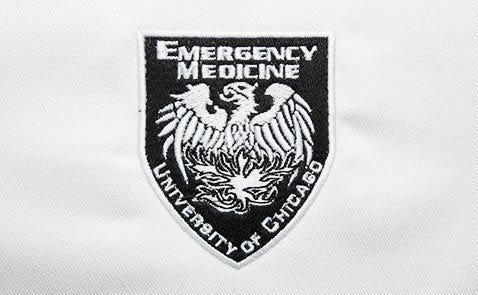 uchicago emergency medicine logo
