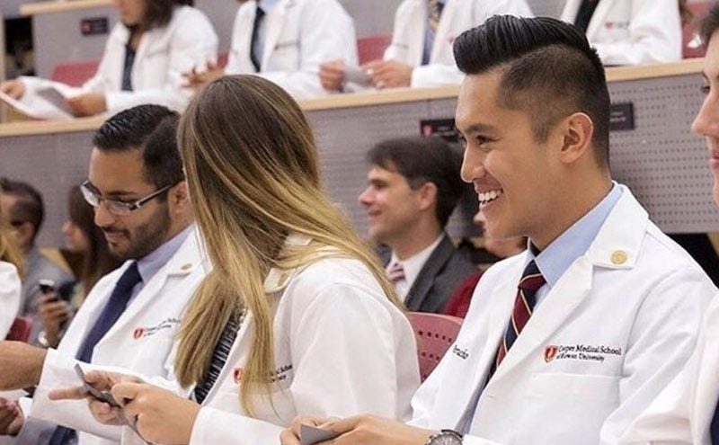 white coat ceremony gifts