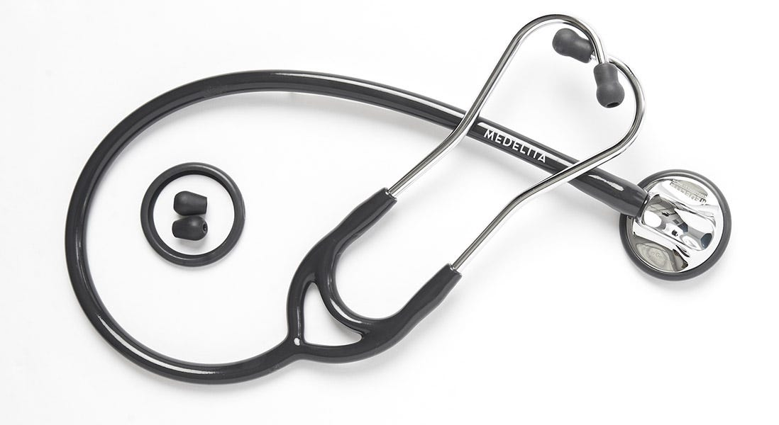 Medelita sensitive stethoscope