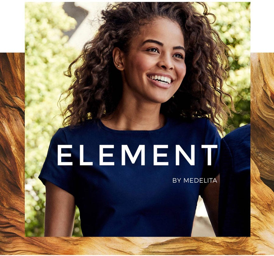 Element scrub collection is here