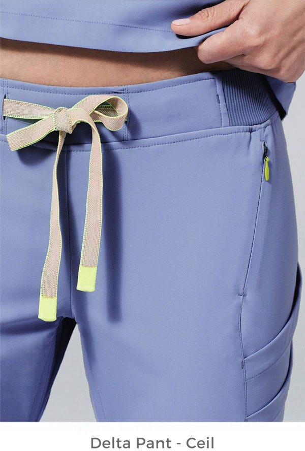 Delta scrub pants - Ceil