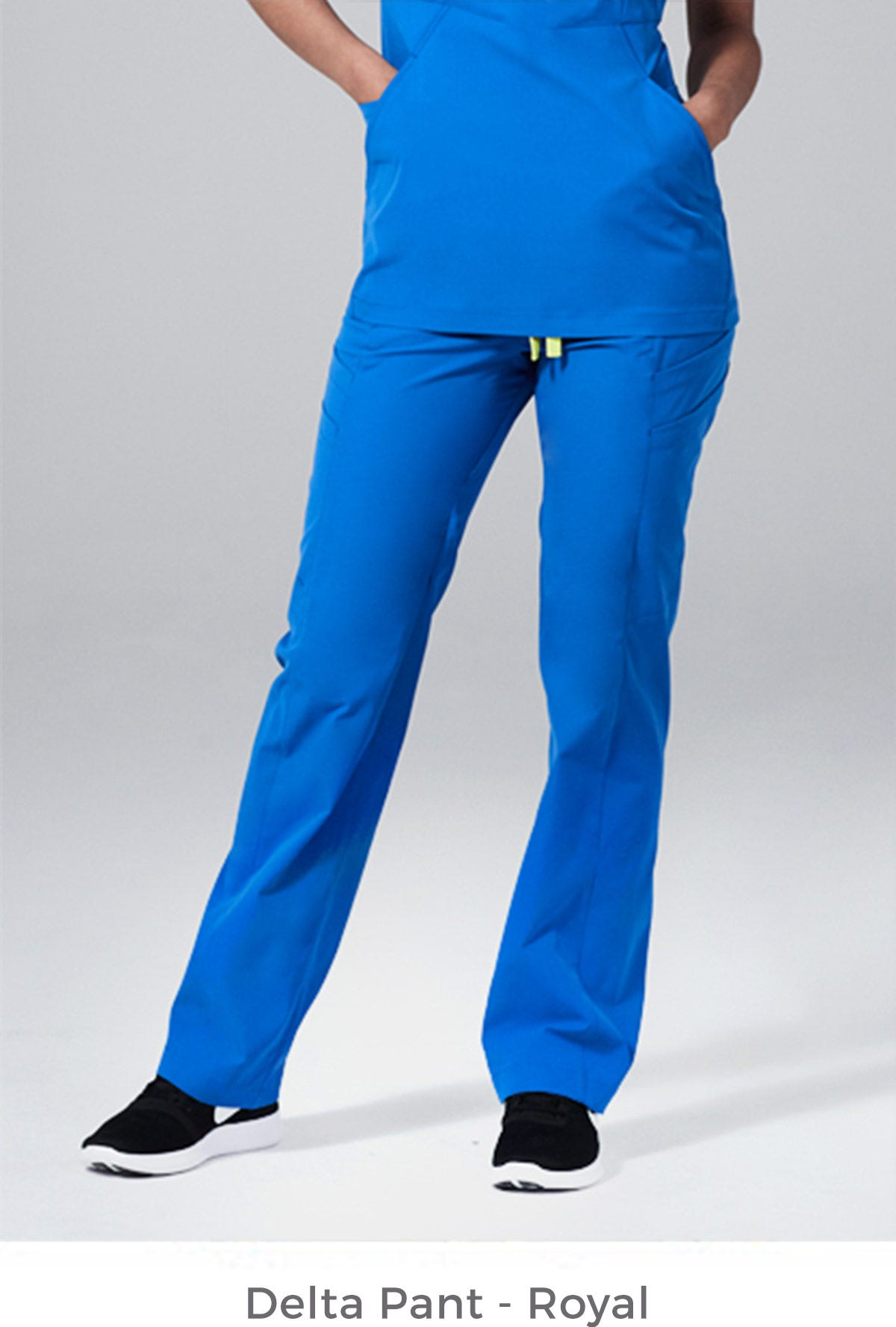 Delta scrub pants - Royal
