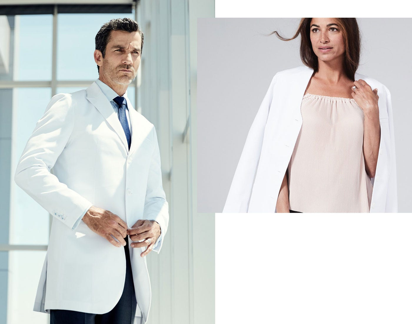 Lab Coats by Medelita | Free Shipping & Returns