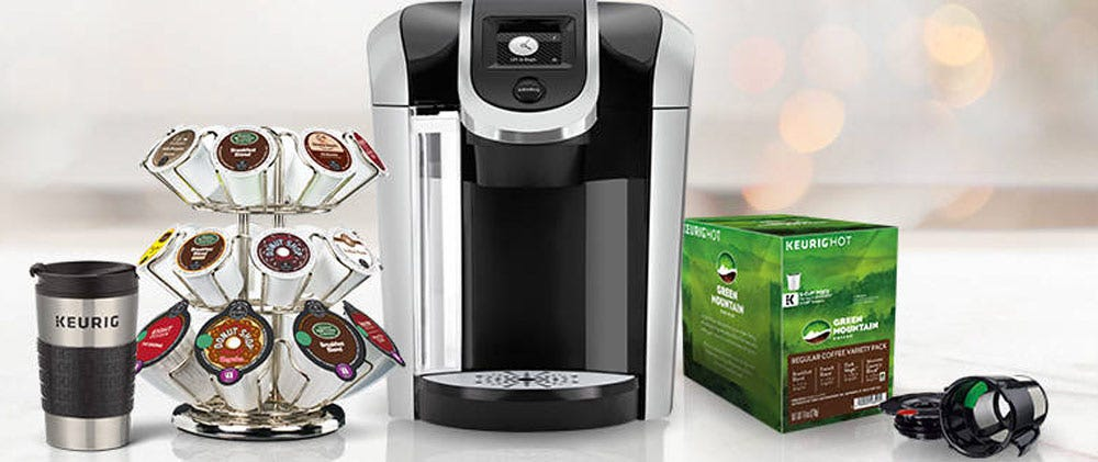 Gifts for nurses: a keurig