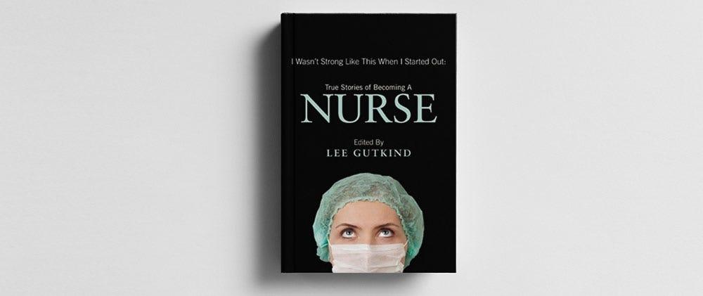 Gifts for nurses: nursing book