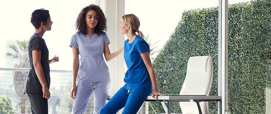 Gifts for nurses: Nursing Scrubs