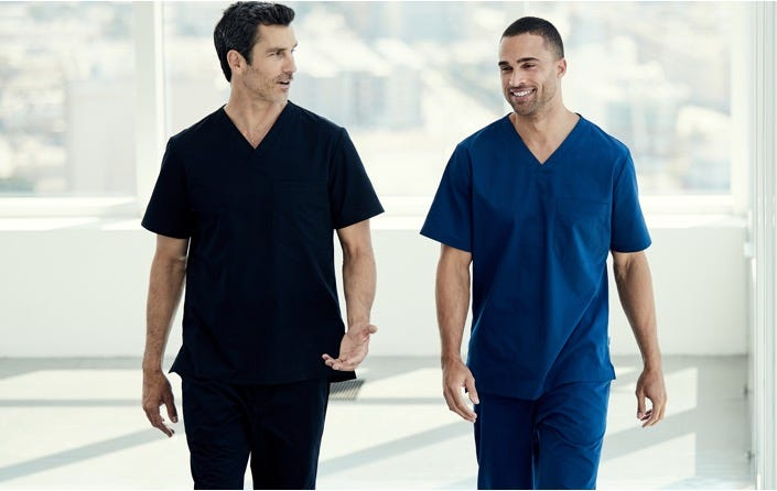Mens Scrubs
