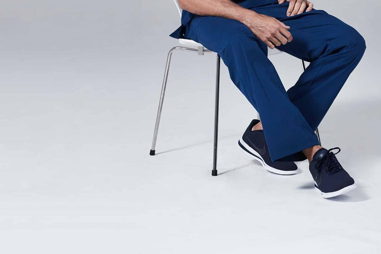 modern fit mens scrub pants