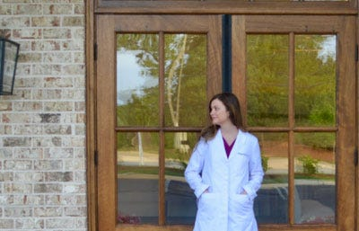 Women's lab coats review
