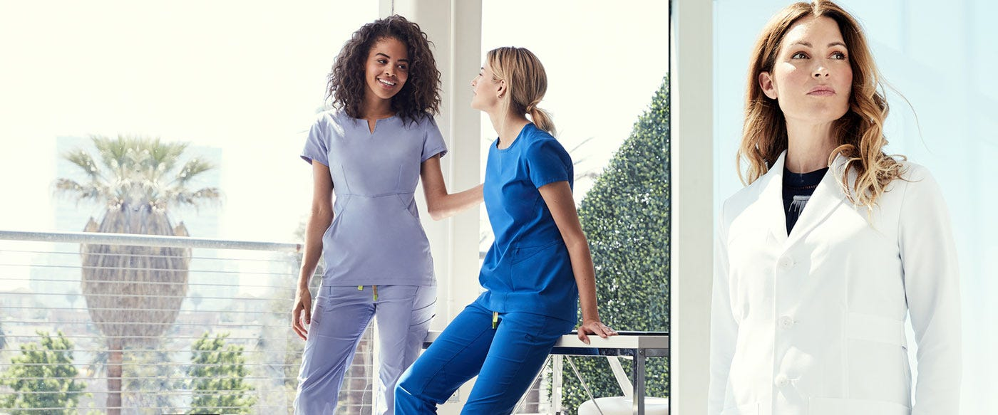 womens medical uniforms