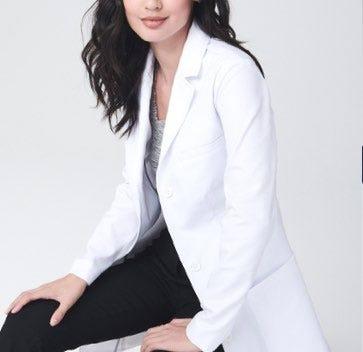 womens element lab coats