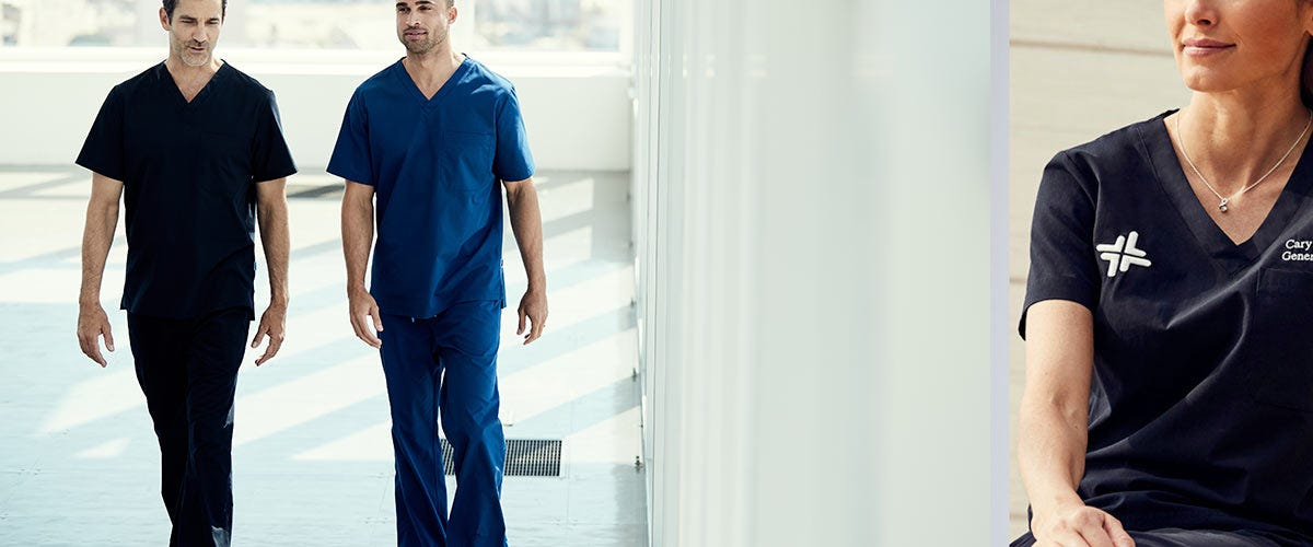 dental scrub uniforms