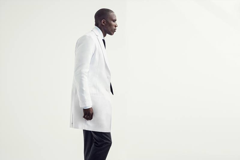 Durable lab coats