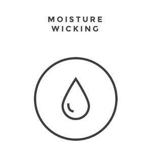 moisture wicking
