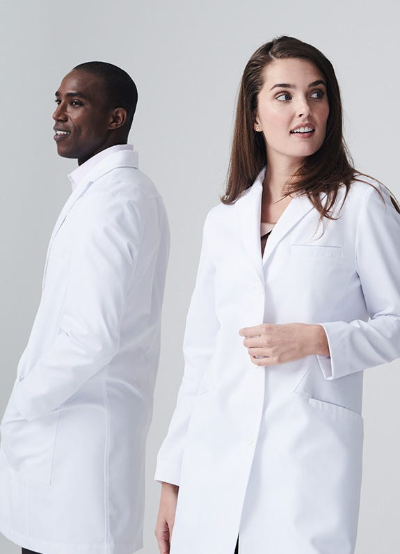 67ca291f9d Medical Student Lab Coats - White Coats for Students