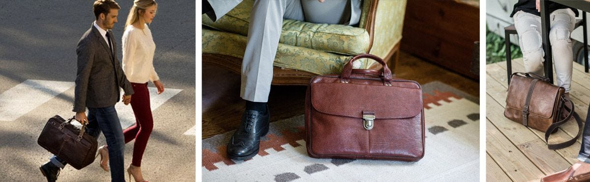 Boconi physician bags