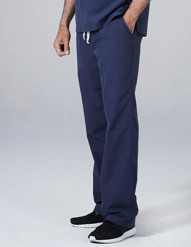 comfortable mens scrub pants