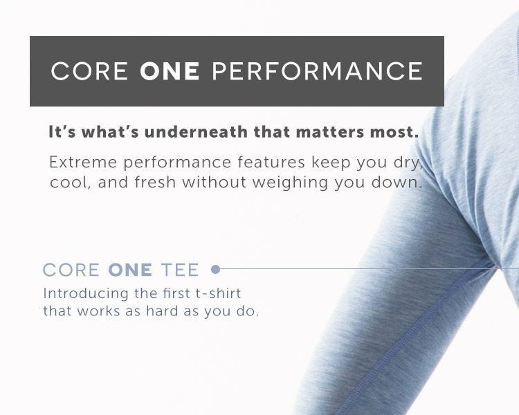 core one performance technology