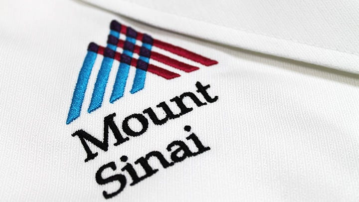 high quality logo embroidery