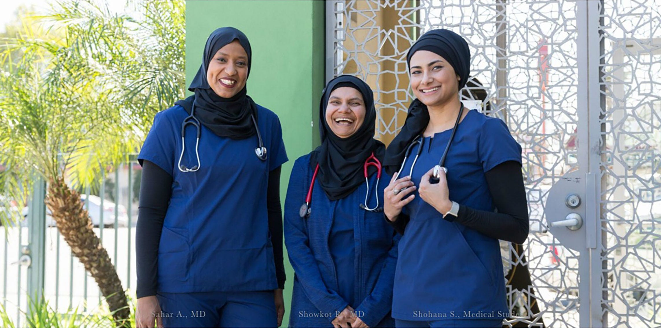 Medical Hijabs by Medelita