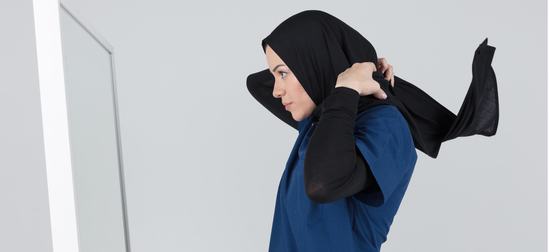 Women's Medical Hijab