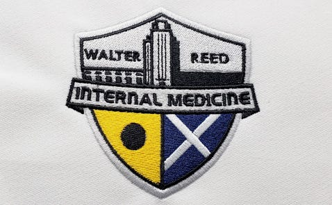 Walter Reed internal Medicine logo