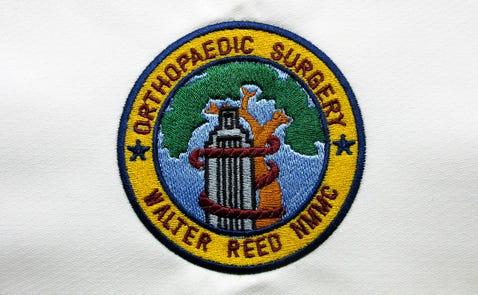 Walter Reed Orthopaedic logo