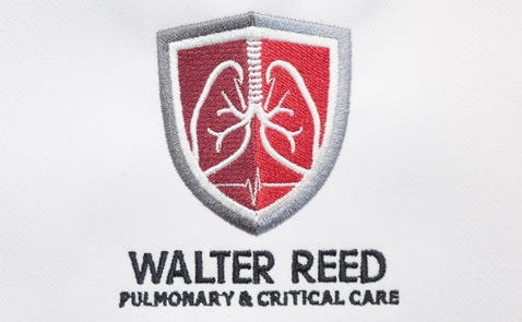 Walter Reed Pulmonary logo
