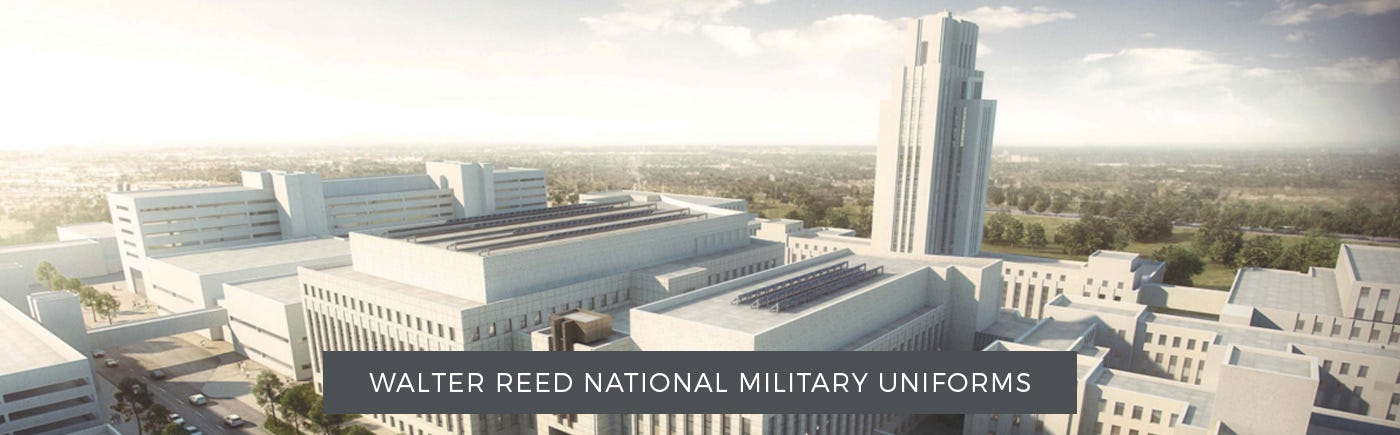 Walter Reed Medicine hospital