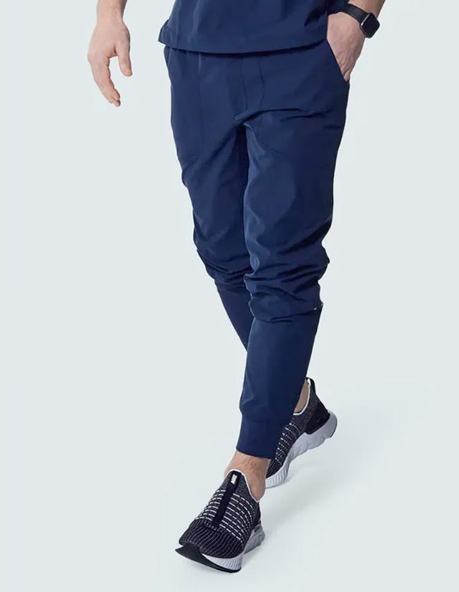 medical scrub pants for men