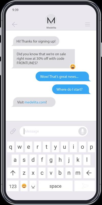 Medelita SMS