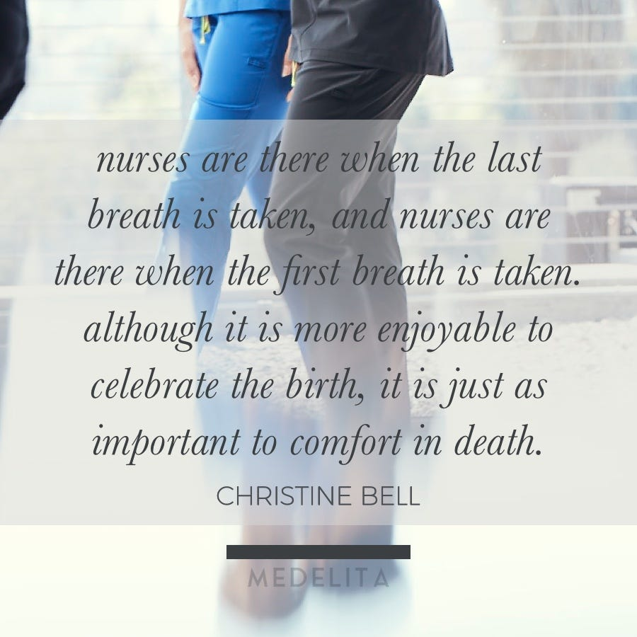 25 Inspirational Quotes About Being A Nurse