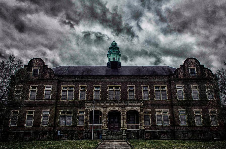 Pennhurst Mental Asylum