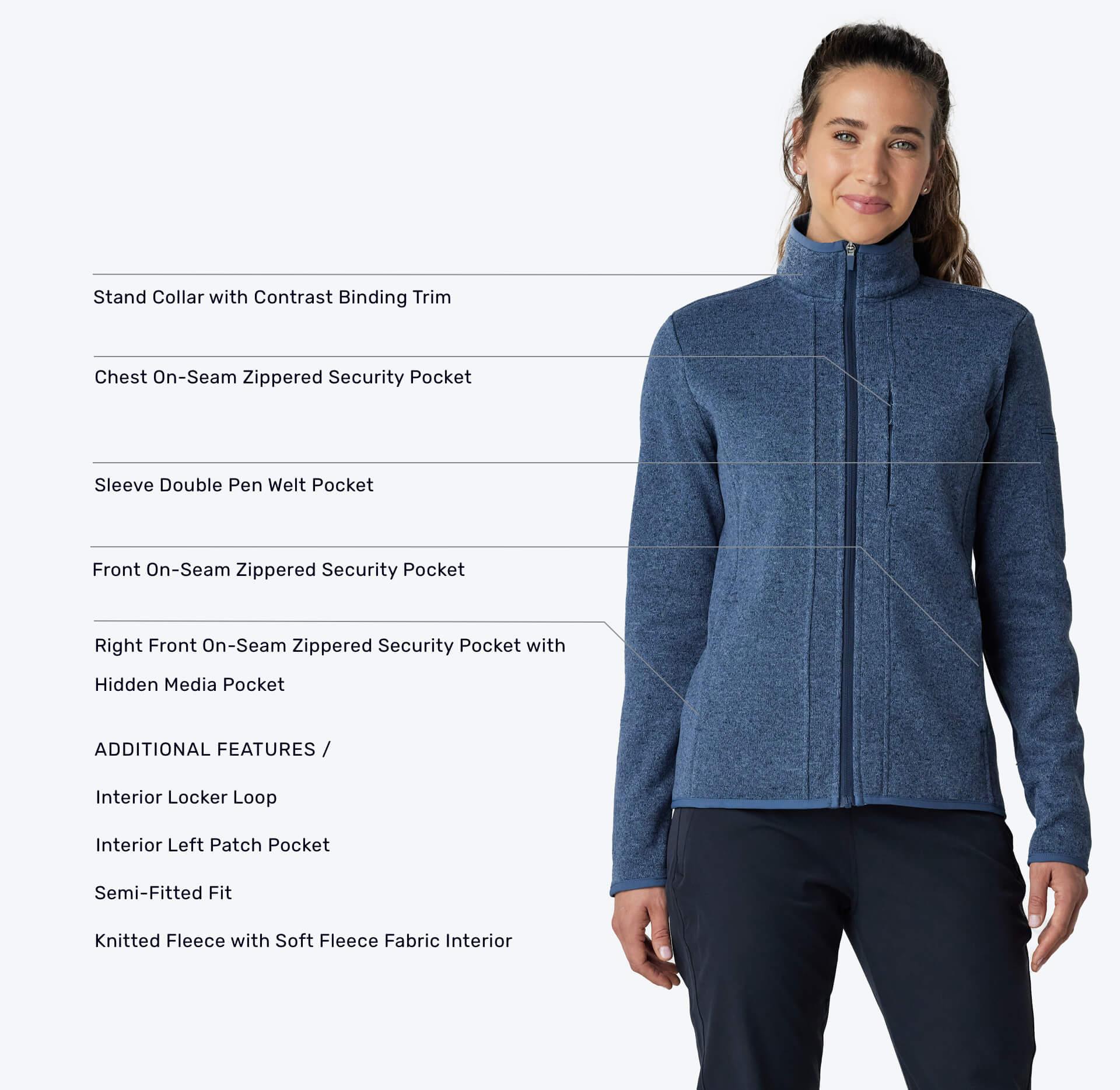 Strata Women's Fleece Jacket