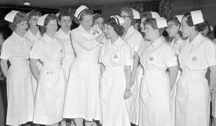 45d544c824c Then and Now: A Look Into the Evolution of Nursing Uniforms | Medelita